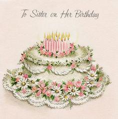 ┌iiiii┐                                                              Happy Birthday to sister