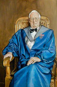 Roy Storer, Professor of Prosthodontics Dean of Dentistry Cap And Gown, Art Uk, Dentistry, Professor, Dean, Painting, Teacher, Painting Art, Paintings