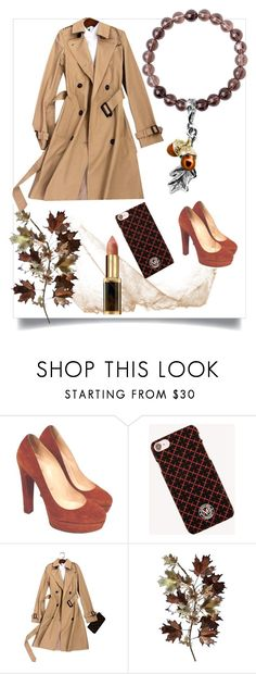 """""""Aytumn"""" by mary-623 on Polyvore featuring мода, Christian Louboutin, By Malene Birger и C. Jeré"""