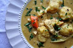 the parsley thief: Chicken & Dumplings...THE ONLY Chicken and Dumpling recipe I will ever cook!