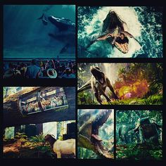Jurassic World- Dinosaurs of Jurassic World