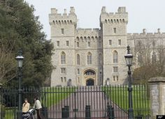 Windsor Castle, England - this famous home of the British monarchy claims to be the largest inhabited castle in the world
