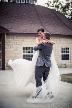 I love the movement :)  Celebration Farms | Iowa City | Iowa | Wedding | LOVE | Tim Dodd Photography www.timdoddphotography.com