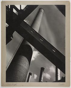 Chaminé, c. 1934, Noel Griggs. | 22 das mais importantes fotografias do mundo