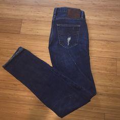 Ralph Lauren skinny jeans. Size 26. Ralph Lauren skinny jeans. Size 26. 98% Cotton. 2% Elastane. Ralph Lauren Jeans Skinny