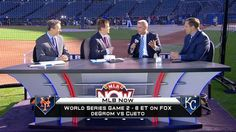 Royals general manager Dayton Moore joins MLB Now