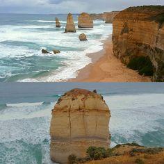 #12apostles #melbourne #attraction #scenic #daydrive #photoshoot #photooftheday #likeforlike #water #ocean #australia #greatoceanroad #touristspot by fewshots_photography http://ift.tt/1ijk11S