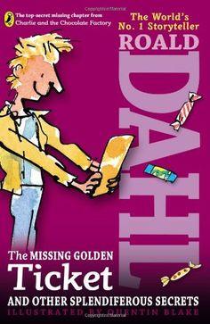 The Missing Golden Ticket and Other Splendiferous Secrets by Roald Dahl http://www.amazon.com/dp/0142417424/ref=cm_sw_r_pi_dp_CRQ.ub1HCQPSZ