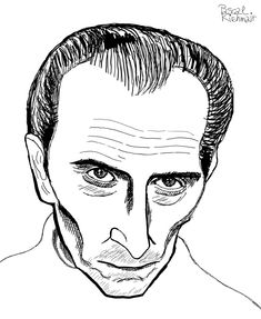 """""""If I played Hamlet, they'd call it a horror film."""" - Peter Cushing ........ ピーター・カッシング"""