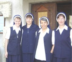 The Sisters of Charity of St Paul the Apostle came to Romania in 1990.