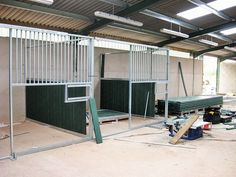 The start of an internal #stable installation