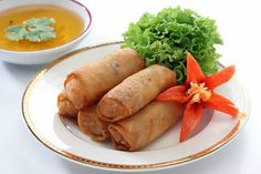 Thai egg roll recipe