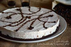 Torta fredda allo Yogurt e Caffè, dolce al cucchiaio semplice e veloce da…