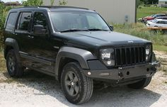 Designed just like our 02-07 Liberty KJ front bumpers (description above), just…