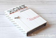 El arte del scrapbooking. La mejor envoltura para tus recuerdos.