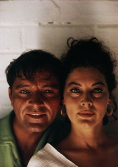 The Night of the Iguana (1964) - Richard Burton & Ava Gardner..one of my all time Favourite movies..Tennessee Williams at his finest!!!