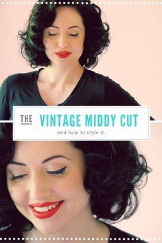 The Middy Hair Cut