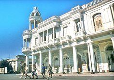 En 2005 la Unesco declaró, por unanimidad, Patrimonio  Cultural de la Humanidad al Centro Histórico de Cienfuegos.