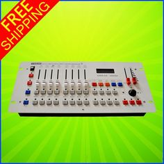 84.90$  Watch now - http://alizt4.worldwells.pw/go.php?t=32752791430 - Professional Hot Sell 240 Diso DMX Controller DMX 512 DJ Console Equipment For Stage Wedding And Event Lighting 84.90$