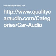 Car Audio-Quality Car Audio is offering PYLE brand products like Car Sounds, Car Audio Shops, Car Audio Store, Buy Car Sounds, Car Stereo Stores choosing the best at qualitycaraudio.com Store