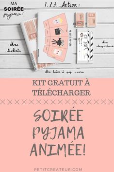 Discover recipes, home ideas, style inspiration and other ideas to try. Sleepover Party Foods, Girl Sleepover, Soirée Pyjama Party, Dyi Invitations, Movie Night Basket, Party Activities, Baby Party, Diy For Kids, Bff