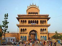 Rangaji Temple #Vrindavan