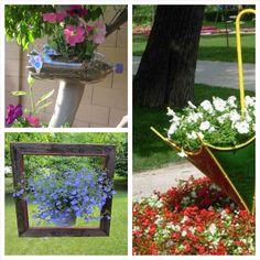 ideias charmosas para seu jardim , ideias criativas e divertidas para voce tirar ideias para seu jardim ou sua varanda