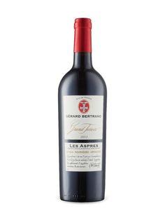 Gerard Bertrand, Wines, Red Wine, Alcoholic Drinks, 2013, Bottle, Glass, France, Vintage