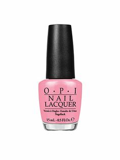 4 spring nail polish trends for 2017 were obsessed with nail chic from ears to tail opi light pink nail polish beauty sciox Images