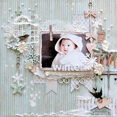 winter*Blue Fern Studios * - Scrapbook.com