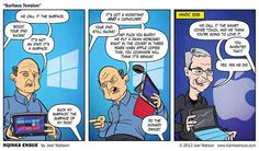 Lol. #iPadpro predicted by a 3 years old comic http://hijinksensue.com/comic/surface-tension/… #AppleEvent #microsoft #funny