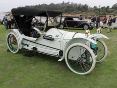 1914 Imp Cycle Car.....note the chain drive..made in Auburn, Indiana....