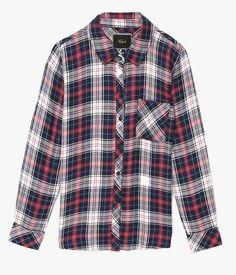Rails: Hunter Shirt | azaleasf.com
