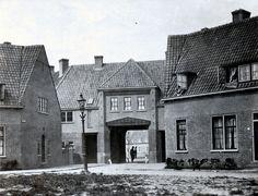 Brinkpoort in het jaar 1918.