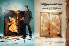 Diego Stocco  Photo: Jill Greenberg Creative Director: David Moretti Photo editor: Francesca Morosini © Wired Italia
