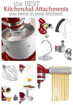 60 best kitchenaid attachments images carb alternatives rh pinterest com