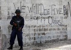 Death toll in Jamaica violence rises.