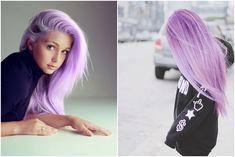 fioletowe włosy jak zrobić - Szukaj w Google