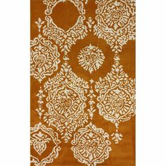 Bring style and elegance into your room setting with this rug. This rug is handmade with and features a durable and plush pile suitable for high traffic areas.
