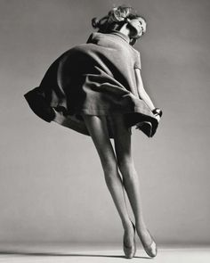 How could anyone tire of the classics?    Photographer: Richard Avedon