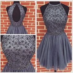 2017 Homecoming Dress Short Prom Dress For Teens Cocktail Dresses