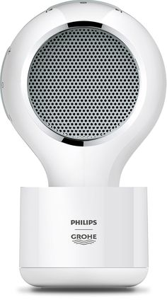 GROHE Aquatunes - Energize your shower experience #Aquatunes #grohe #philips