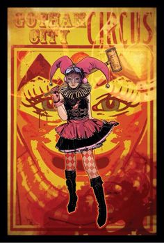 Harley Quinn #3Steampunk Variant CoverbyTommy Lee Edwards