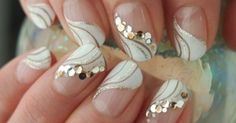 Nails - French Tip Designs on Pinterest   French Tips, Nail Art ...