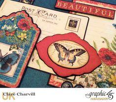 Album by Clare Charvill  (021317)  https://www.youtube.com/watch?v=jzW8Wjltf3o  designer's site:  http://mycreativespirit.blogspot.com/2017/02/january-giveaway-winner.html