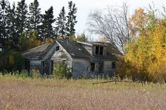 A forgotten place by smokeytoo, via Flickr