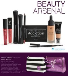 Younique new fall Collection: Beauty Arsenal #younique #favorites #makepaddict #BeautybyHeatherRae