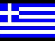 Εθνικός Ύμνος της Ελλάδος - National Anthem of Greece - YouTube Learn Greek, Go Greek, Greek Plays, Myconos, Greek Restaurants, Greek Language, Greek Music, My Ancestors, Greek Wedding
