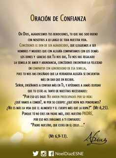 Oración+de+confianza