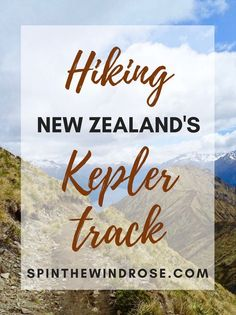 To Australia To Australia and new zealand To Australia cheap To Australia packing lists To Australia tips To Australia with kids Hiking New Zealand's Kepler Track Amazing Destinations, Travel Destinations, Travel Tips, Travel Ideas, Visit Australia, Australia Travel, Hiking With Kids, New Zealand Travel, Best Hikes